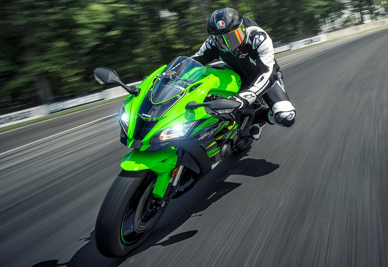Ride every track with our Kawasaki Hire Bikes!